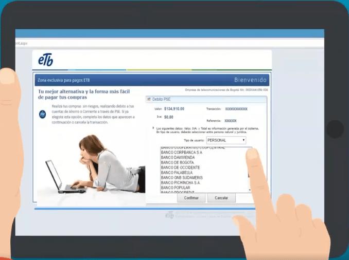 Imagen: Pago Factura ETB | ¿Cómo pago mi factura?